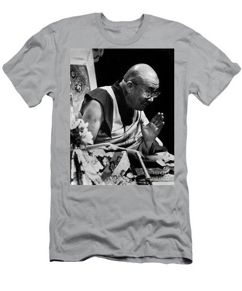 Dl_teaching Men's T-Shirt (Athletic Fit)