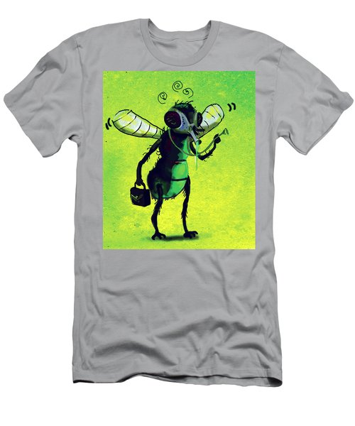 Doctor Fly Men's T-Shirt (Athletic Fit)