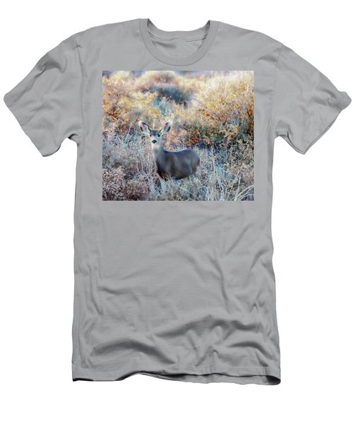 Doe At Dusk Bosque Del Apache Men's T-Shirt (Athletic Fit)