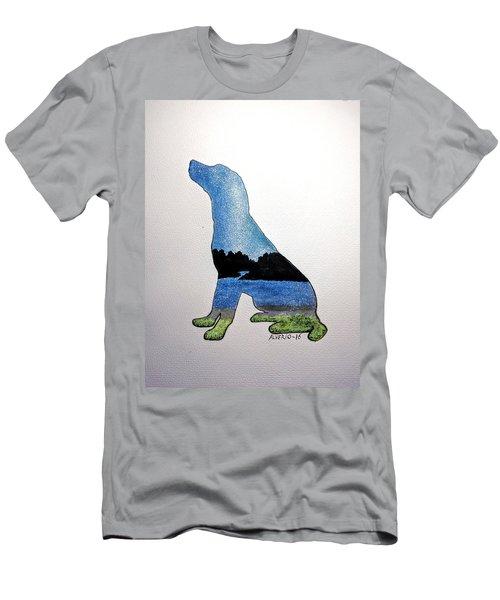 Humble Men's T-Shirt (Slim Fit) by Edwin Alverio