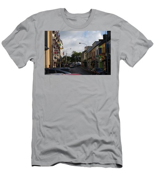 Donegal Town 4118 Men's T-Shirt (Athletic Fit)