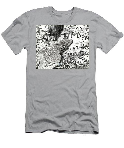 Don't Even Breathe Men's T-Shirt (Athletic Fit)