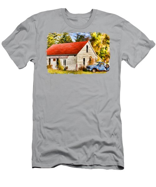 Door County Gus Klenke Garage Men's T-Shirt (Athletic Fit)