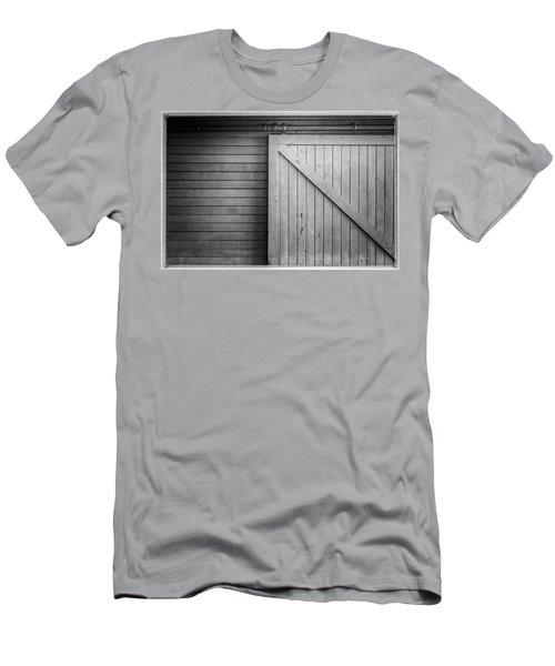 Doors Men's T-Shirt (Slim Fit) by Wade Brooks