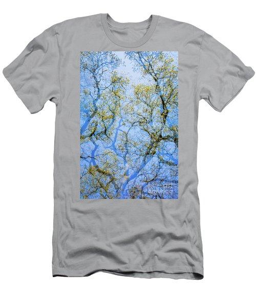 Close Encounters-17 Men's T-Shirt (Slim Fit)
