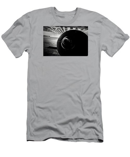 Down Up  Men's T-Shirt (Slim Fit) by Off The Beaten Path Photography - Andrew Alexander