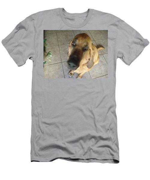 Down View Men's T-Shirt (Athletic Fit)