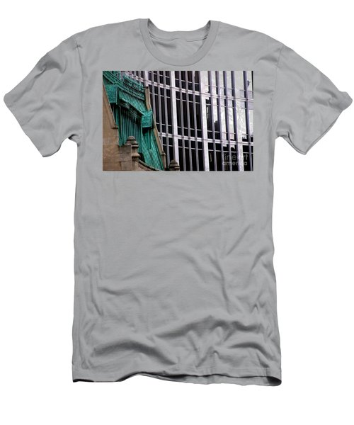Downtown Indy Men's T-Shirt (Athletic Fit)