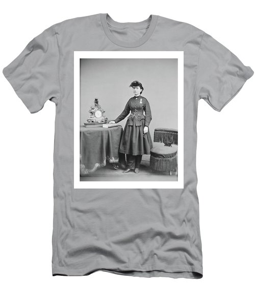 Dr. Mary Walker Men's T-Shirt (Athletic Fit)