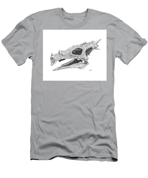 Dracorex Hogwartsia Skull Men's T-Shirt (Athletic Fit)