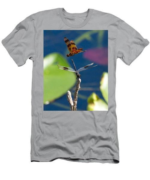 Dragon Fly 195 Men's T-Shirt (Athletic Fit)