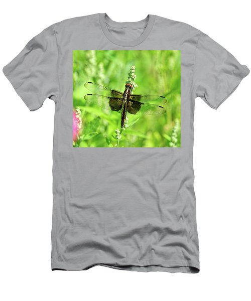 Dragonfly Beauty Men's T-Shirt (Athletic Fit)