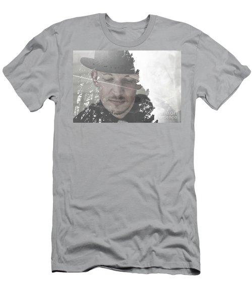 Dream Time Men's T-Shirt (Athletic Fit)