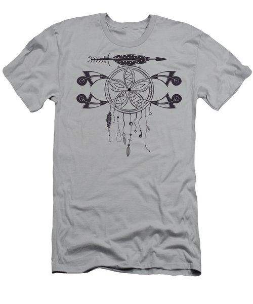 Dreamcatcher 101 Men's T-Shirt (Athletic Fit)