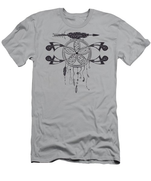 Dreamcatcher 101 Men's T-Shirt (Athletic Fit)
