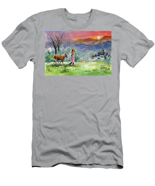 Dreaming Big Men's T-Shirt (Athletic Fit)