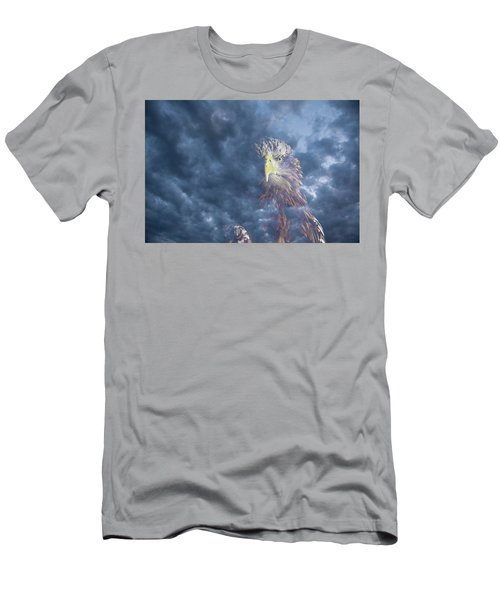Dreaming Of The Sky Men's T-Shirt (Athletic Fit)