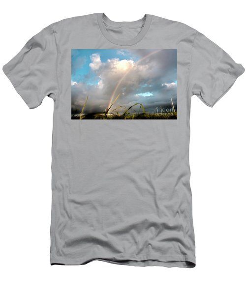 Dreams Of A Rainbow Men's T-Shirt (Athletic Fit)
