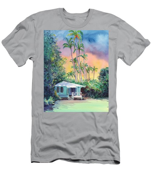 Dreams Of Kauai Men's T-Shirt (Athletic Fit)