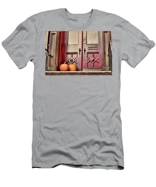 Dreamy Doors Men's T-Shirt (Athletic Fit)