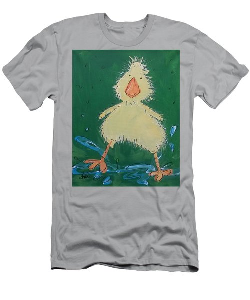 Duckling 1 Men's T-Shirt (Athletic Fit)
