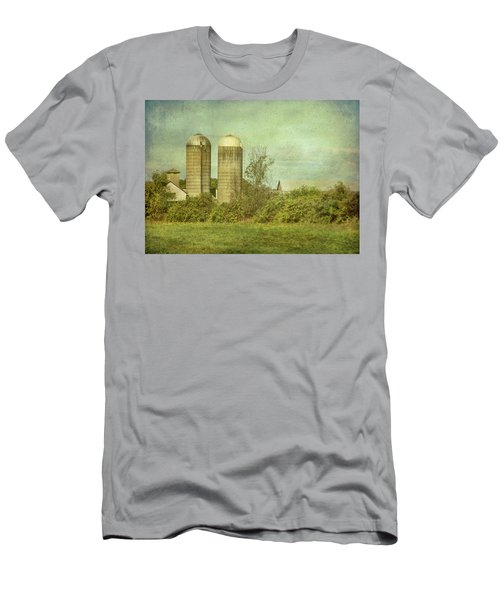 Duo Silos  Men's T-Shirt (Athletic Fit)