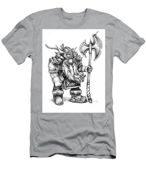 Dwarf Men's T-Shirt (Athletic Fit)