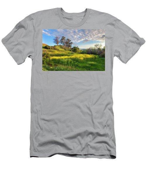 Eagle Grove At Lake Casitas In Ventura County, California Men's T-Shirt (Athletic Fit)