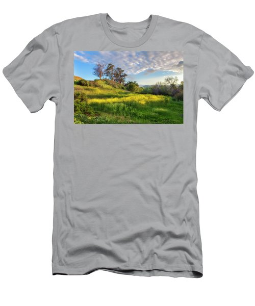 Eagle Grove At Lake Casitas In Ventura County, California Men's T-Shirt (Athletic Fit)