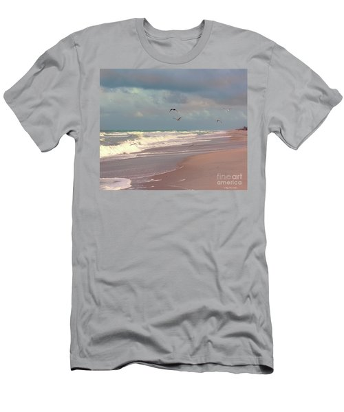 Early Evening Men's T-Shirt (Slim Fit) by Megan Dirsa-DuBois