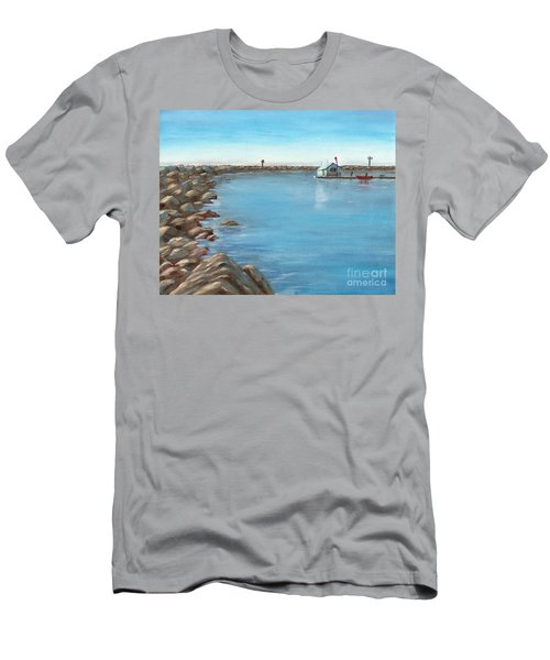 Early Morning At Dana Point Men's T-Shirt (Athletic Fit)