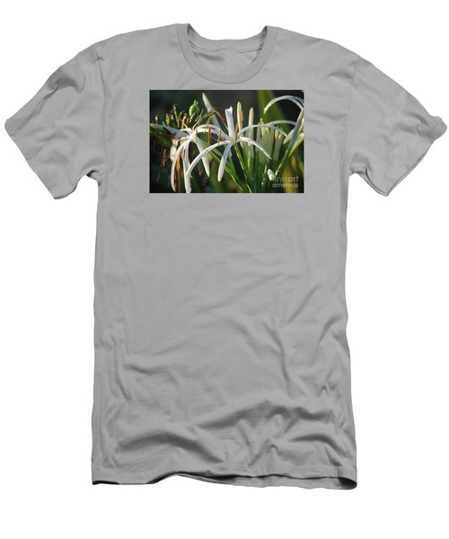 Early Morning Lily Men's T-Shirt (Athletic Fit)