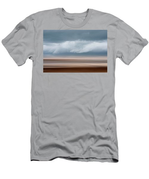 Early Winter At Sandy Neck Men's T-Shirt (Athletic Fit)