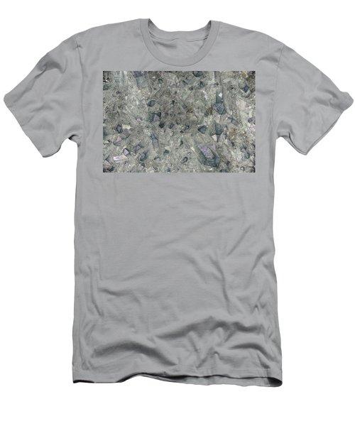 Earth Portrait 158 Men's T-Shirt (Athletic Fit)