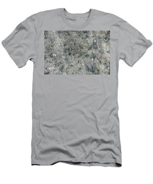 Earth Portrait 158 Men's T-Shirt (Athletic Fit)
