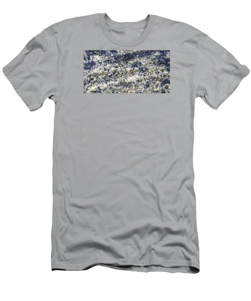 Earth Portrait L5 Men's T-Shirt (Athletic Fit)