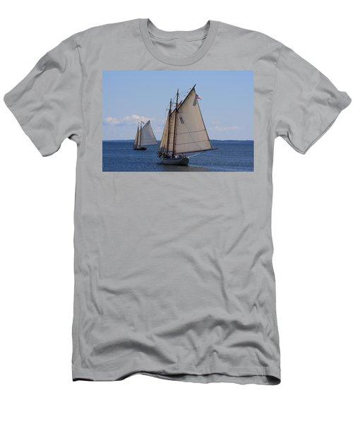 Eastward Men's T-Shirt (Athletic Fit)