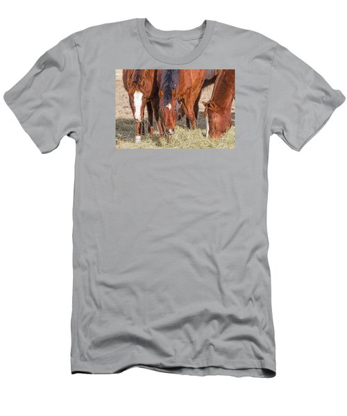 Eat Some Wear Some Men's T-Shirt (Athletic Fit)