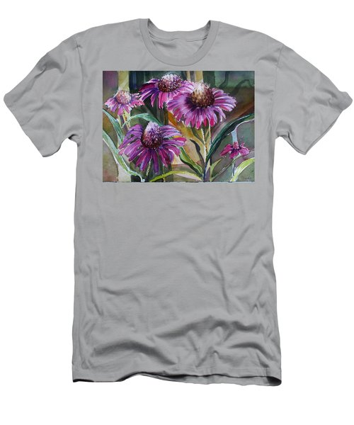 Echinacea The Healing Daisy Men's T-Shirt (Athletic Fit)