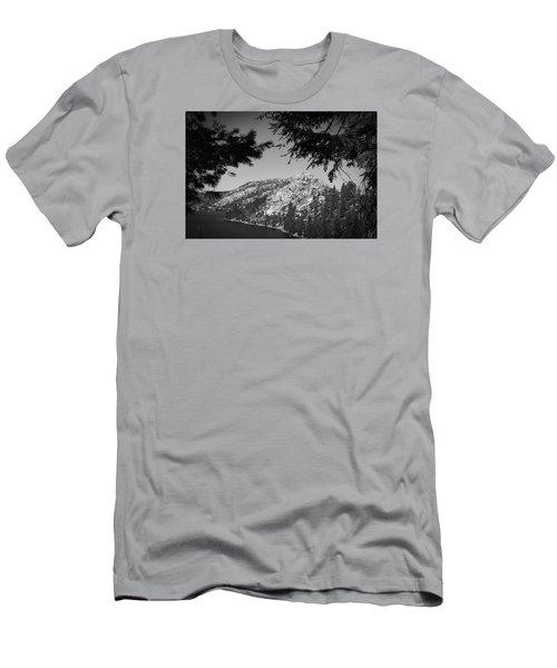 Echo Lake Men's T-Shirt (Athletic Fit)