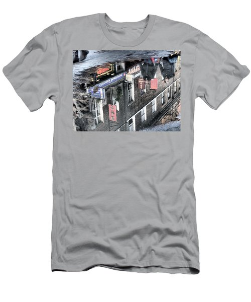 Echoes Of China Men's T-Shirt (Athletic Fit)
