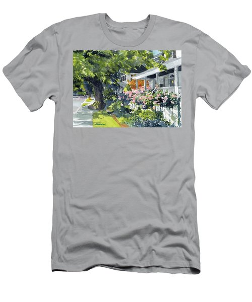 Edenton Floral Men's T-Shirt (Athletic Fit)