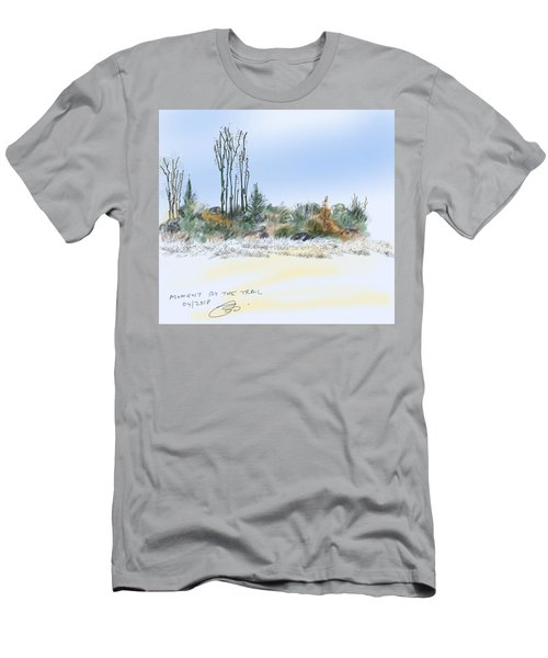 Edge Of The Okefenokee Men's T-Shirt (Athletic Fit)