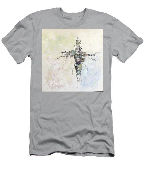 Edgy Men's T-Shirt (Athletic Fit)