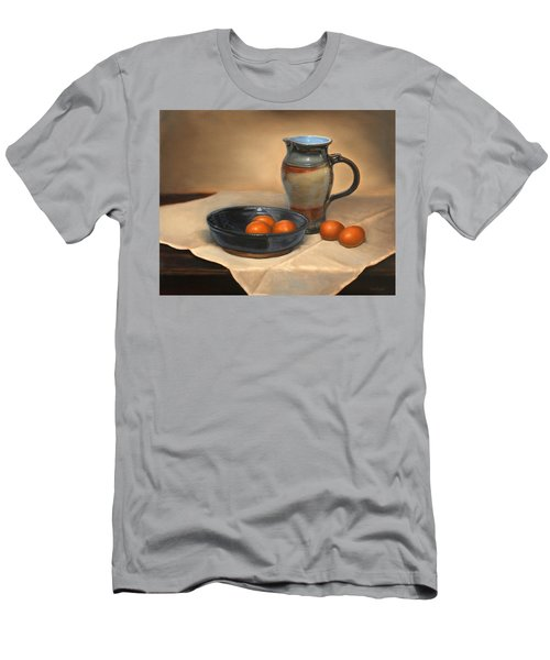 Eggs And Pitcher Men's T-Shirt (Athletic Fit)