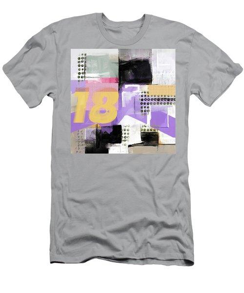 Eighteen Men's T-Shirt (Athletic Fit)