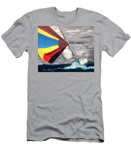 Eighty-six Men's T-Shirt (Slim Fit) by Stan Tenney
