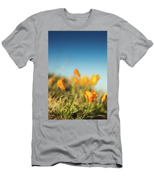 El Paso Poppies Men's T-Shirt (Athletic Fit)
