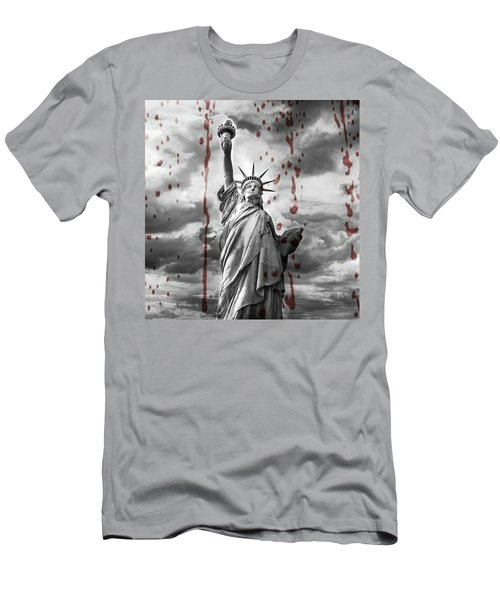 Election Results Men's T-Shirt (Athletic Fit)