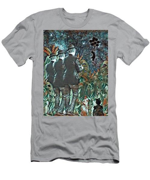 Elite Hide And Seek Men's T-Shirt (Athletic Fit)